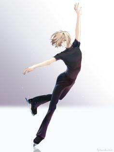Yuri Plisetsky - Yuri On Ice - YuriO