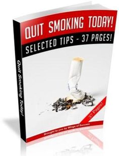 Quit Smoking Today (MRR)-Download This Ebook At: http://www.tradebit.com/filedetail.php/7071561-quit-smoking-today-mrr
