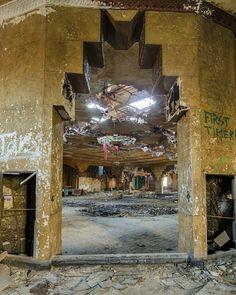 The Vanity Ballroom, Detroit.