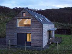Barn made modern