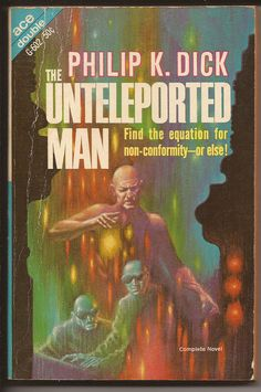 Ace Double Philip K. Dick's The Unteleported by PurkeysPaperbacks, $3.00