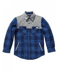 Hunting Jacket > Kids Clothing > Boys Jackets at Amsterdams Blauw - Official Scotch & Soda Online Fashion & Apparel Shops