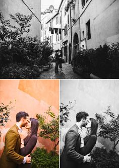 (Proposal Rome) Tony and Lexie from New York – Trastevere – wedding Photographer Italy Engagement session Rome