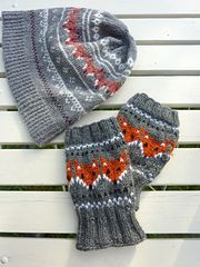 Ravelry: Mikkel Revelue / Mr. Fox hat pattern by MaBe - he only THINKS he is a fox!
