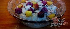 Ovesná kaše s ovocem Acai Bowl, Breakfast, Food, Acai Berry Bowl, Morning Coffee, Essen, Meals, Yemek, Eten