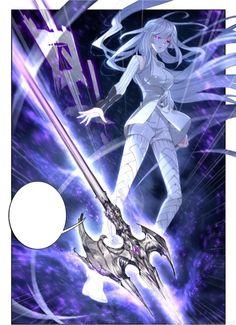 Cute Anime Character, Character Art, Anime Weapons, Anime Warrior, Fairy Tail Ships, Manga Anime Girl, Gothic Anime, Anime Angel, Dark Fantasy Art
