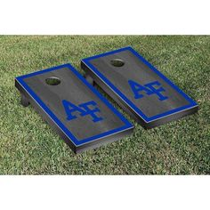 Victory Tailgate Air Force Academy Falcons Cornhole Game Set - 205647 https://www.fanprint.com/licenses/air-force-falcons?ref=5750