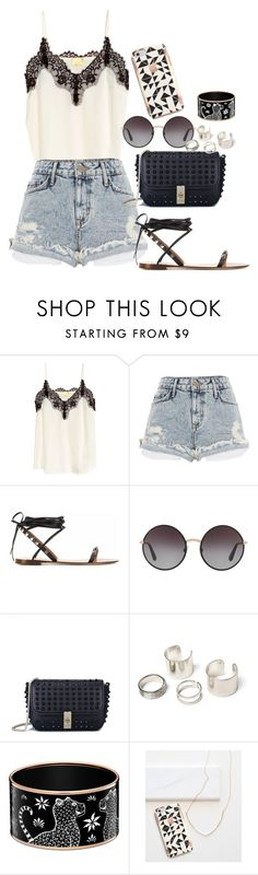 """Untitled #397"" by dreamer3108 on Polyvore featuring River Island and Dolce&Gabbana"