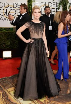 Lily Rabe. Favorite Golden Globe red carpet looks.