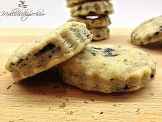 Biscotti alle olive - Molliche di zucchero