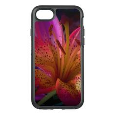 Pink Lily - Beautiful Mess OtterBox Symmetry iPhone 8/7 Case - outdoor gifts unique cyo personalize