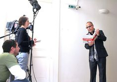 Interview for the Czech TV