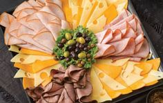 Meat & Cheese Party Platter