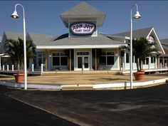New Ron Jon surf shop opened last spring 2013 in ocean city md! Everybody is so happy