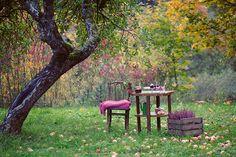 Autumn Goodbye! by loretoidas