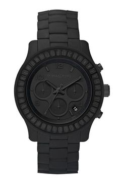 BLACK // Reloj Michael Kords