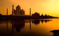 3840x2400 Wallpaper taj mahal, india, structure, landmark