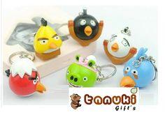 Chaveiro Angry Birds!