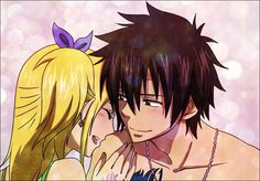 Fairy Tail - Gray x Lucy