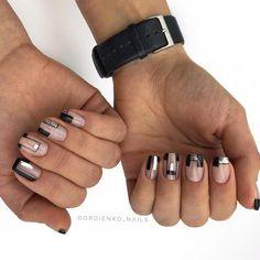 Nail Shapes - My Cool Nail Designs Pretty Nail Colors, Pretty Nails, Types Of Nails Shapes, May Nails, Coffin Shape Nails, Short Nails Art, Gel Nail Designs, Nail Shop, Gel Nail Art