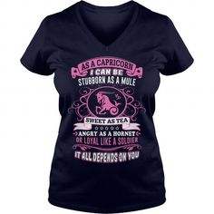 Awesome Tee As A Capricorn T shirt