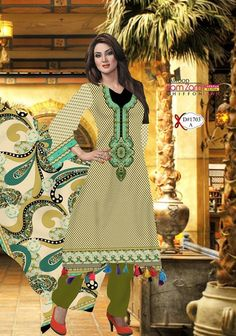 Dawood Textiles Zam Zam Lawn Collection 2013 Volume 3 For Women