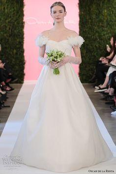 Oscar de la Renta Bridal 2015 Wedding Dresses   Wedding Inspirasi
