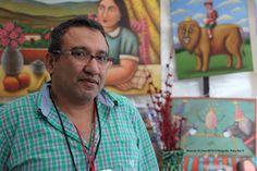 Esau Andrade en Rosarito Art Fest
