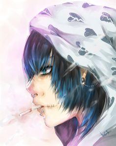 smoke by ~BlackCatShooter on deviantART