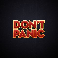 The Princess & The Geek: Day 13 - Don't Panic