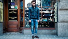 Collection mode homme Heritage Hipster de Pull & Bear