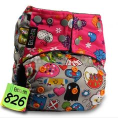 Little Bloom One Size Adjustable Bamboo Charcoal Cloth Pocket Diapers Reusable Diapers, Free Diapers, Cloth Diapers, Bag Storage, Diaper Bag, Bamboo, Charcoal, Pocket, Cover