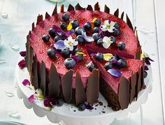 Lindt & Sprüngli | Schokoladen-Mohn-Torte