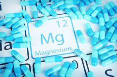 Simptomi nedostatka magnezija