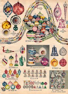 1956 Sears Christmas Catalog - oh my!