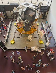 Apollo Lunar Module Smithsonian Air and Space