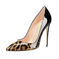 b0438672899f Women s Fashion Passion  VOCOSI Pointy Toe Pumps for Women