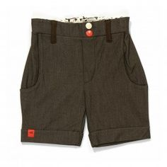 Albababy short Edward Brown