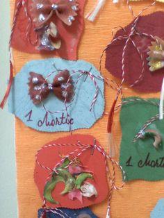 Va prezint cateva din lucrarile copiilor  realizate cu ocazia zilei de 1 Martie si 8 Martie. Martisoarele le-am  facut din macaroane pictate... Activities For Kids, Crafts For Kids, 8 Martie, Little Ones, Children, Spring, Craft Ideas, Holidays, Log Projects