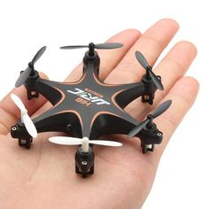 JJRC H18 2.4G Mini Remote Control Drone 4CH 6 Axis Hexacopter Aircraft