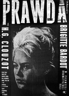 Truth - movie poster / La Verite / Prawda - plakat do filmu