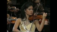 Vanessa Mae at Berlin Philharmonie - my favorite parts