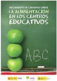 Programa de alimentación en centros educativos.