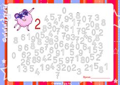 Numbers Preschool, Kindergarten Worksheets, Worksheets For Kids, Preschool Activities, Cute Powerpoint Templates, Kids English, Petite Section, Classroom Rules, Math For Kids