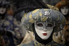 The Masks of Carnival