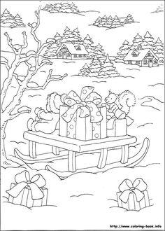 크리스마스 도안.이미지 : 네이버 블로그