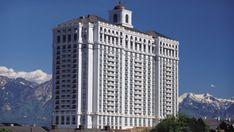 Photo Tour - The Grand America Hotel, Salt Lake City Salt Lake City Hotels, Park City Hotels, Salt Lake City Airport, Salt Lake City Utah, Top 10 Hotels, Best Hotels, Deer Valley Resort, Great America, Park City Utah