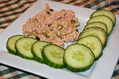 I love tuna salad, and because I eat it so frequently I try to switch it up as much as I can. Below are some of the ways i've eate...