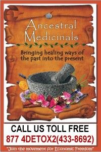 Ancestral Medicinals - Marc Haygood -  Barter or Buy herbal medicines, health assessments and consultations.