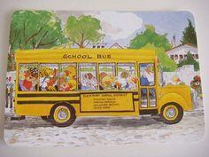 Met de bus naar school? Of toch liever fietsen?